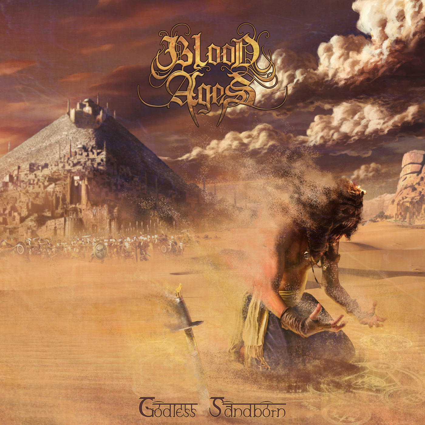 Blood Ages – Godless Sandborn CD Review