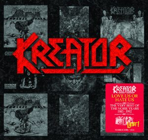 NOISE2CD001 Kreator hires