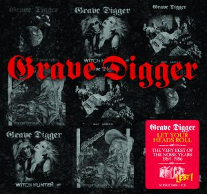 NOISE2CD008 Grave Digger hires