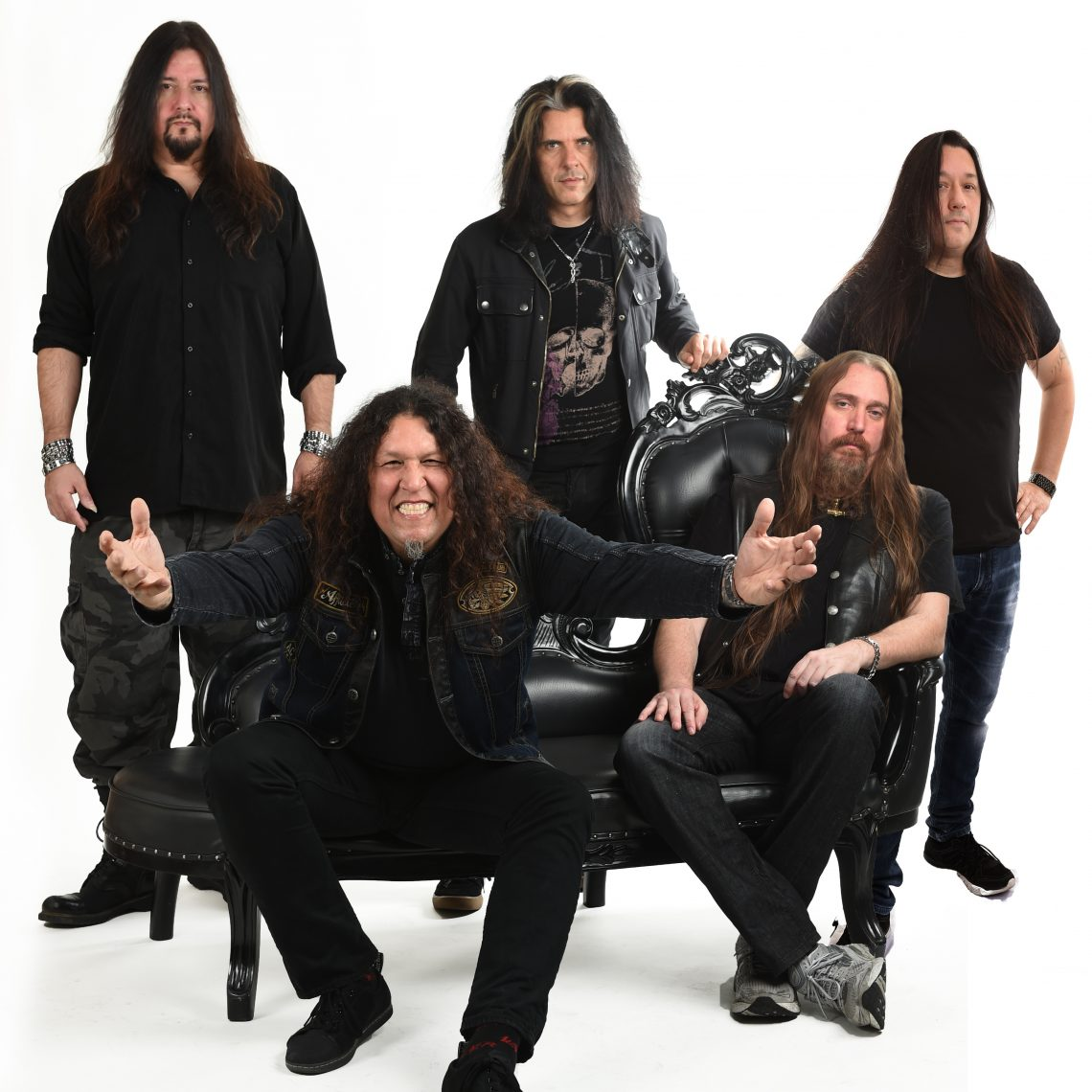 TESTAMENT Release 3rd 'Brotherhood Of The Snake' video trailer