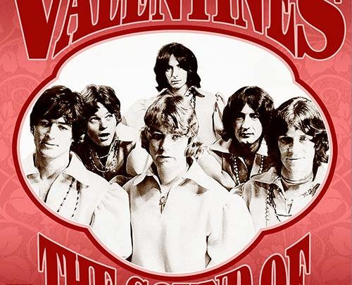 The Valentines – The Sound Of – CD Review