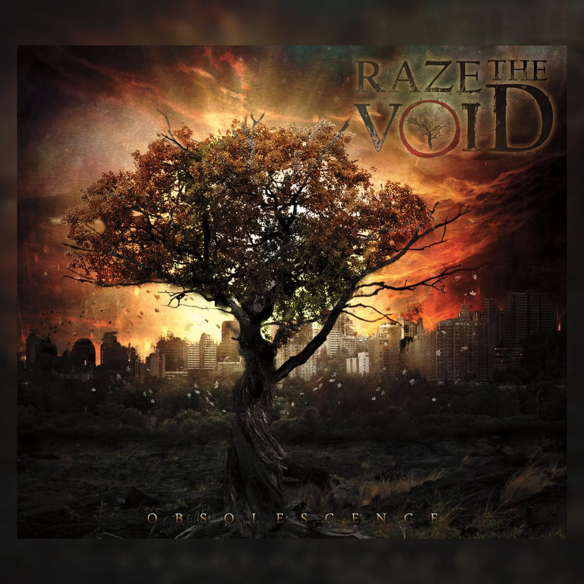 Raze The Void – Obsolescence – EP Review