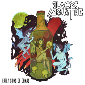 BLACK ABSINTHE – 'Early Signs of Denial' – CD Review