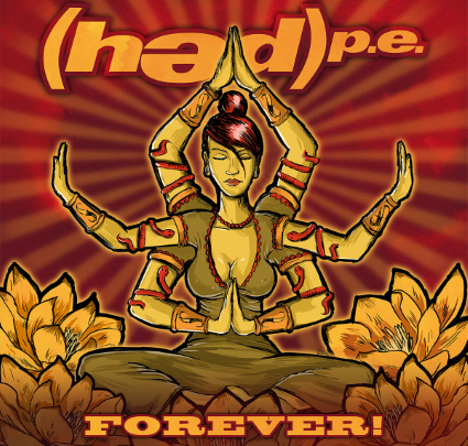 Hed pe new studio album Forever this summer