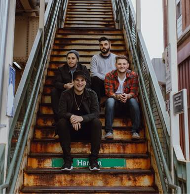 Victory Records Signs Save The Lost Boys