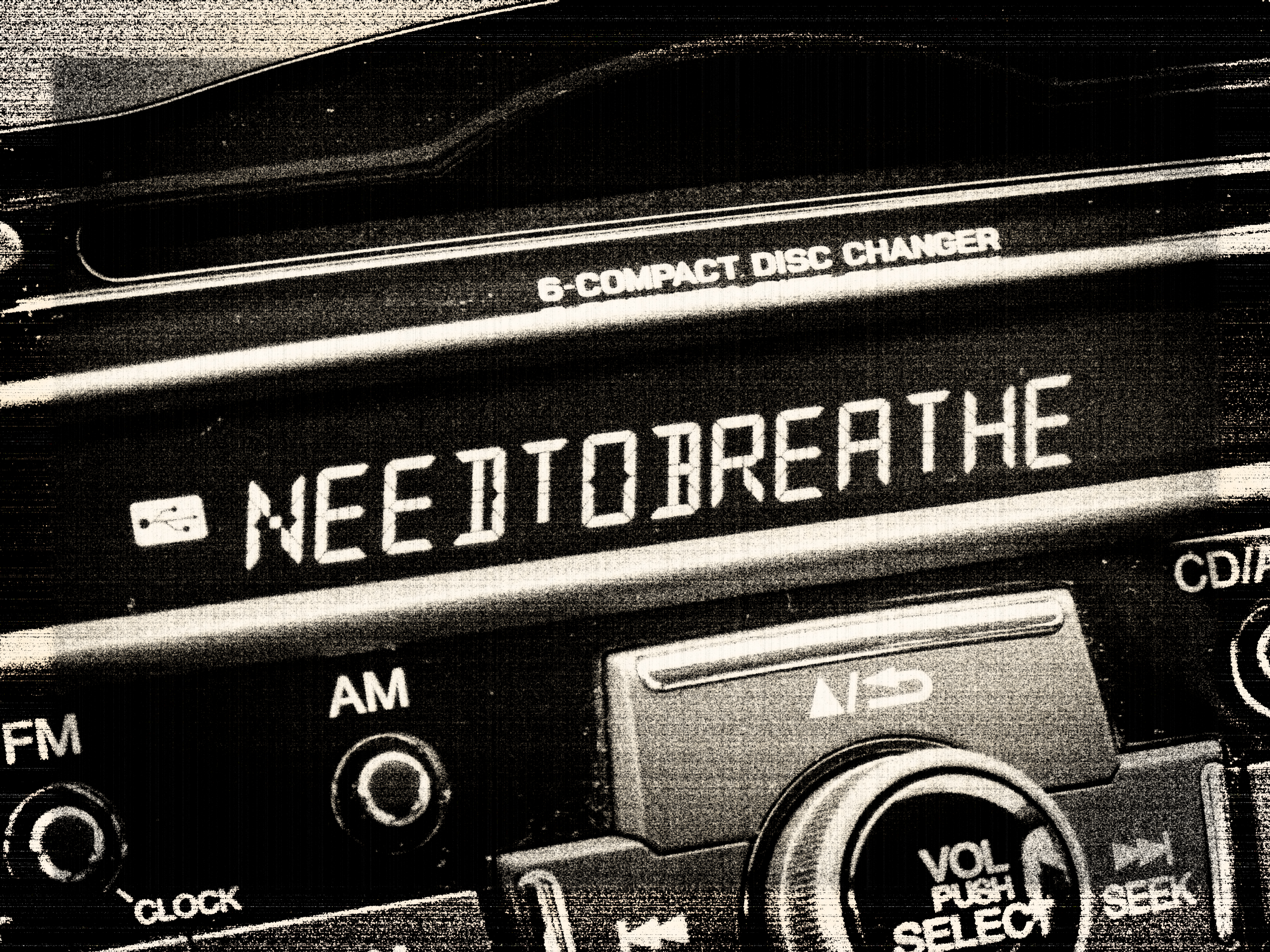 Grammy Award nominated NEEDTOBREATHE  announcement