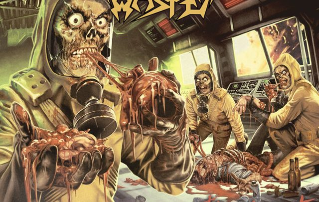 MUNICIPAL WASTE Announce New Member!