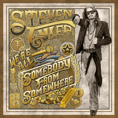 Steven Tyler announces debut solo album