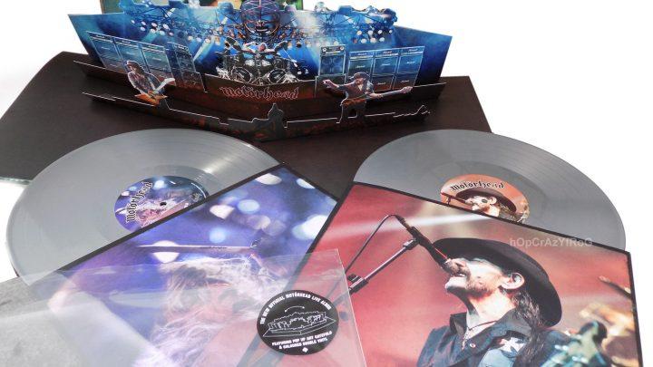 Motorhead – Clean Your Clock – Vinyl Review