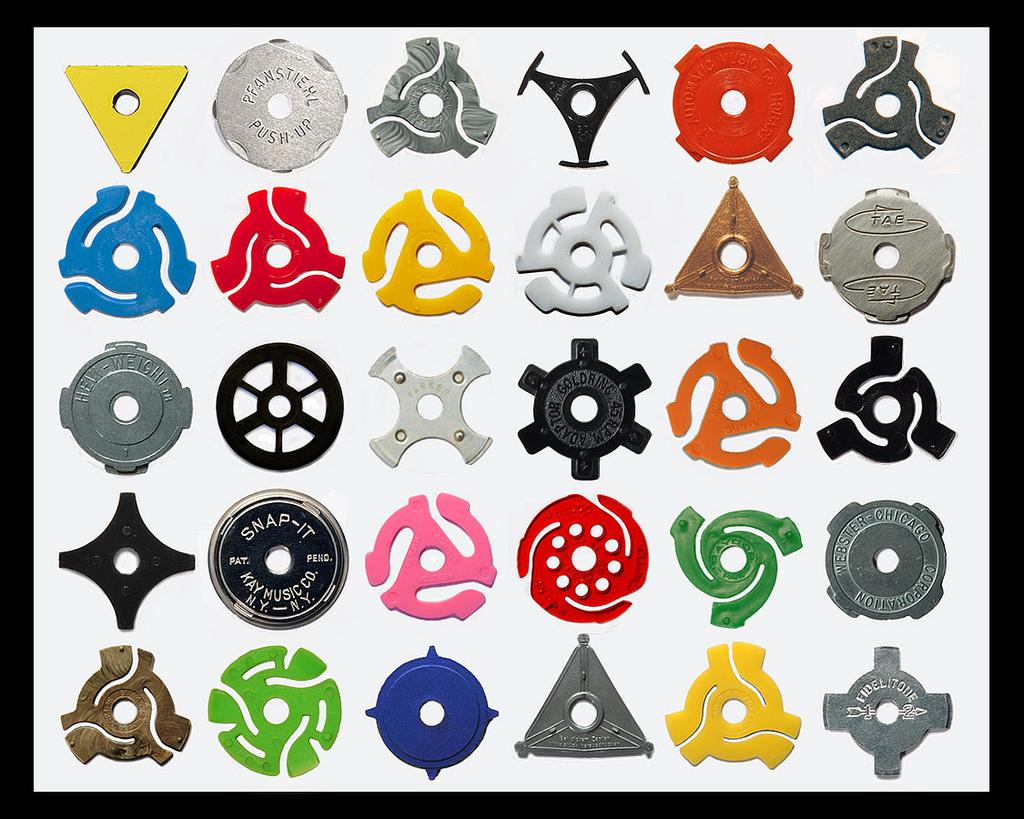 50 Shades Of……… Vinyl