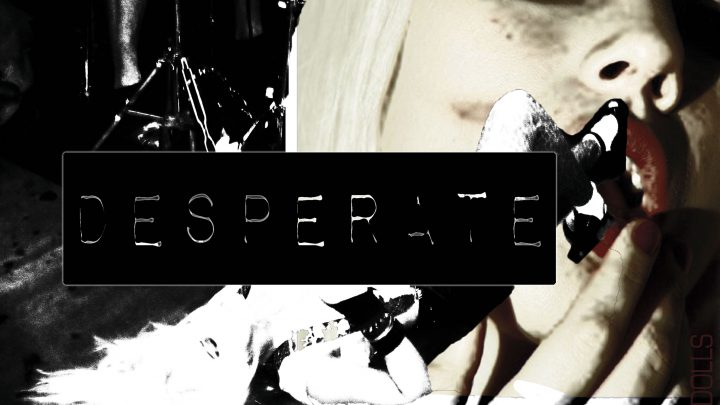"Barb Wire Dolls – Annonce New Album ""Desperate"" Out On 22nd July"