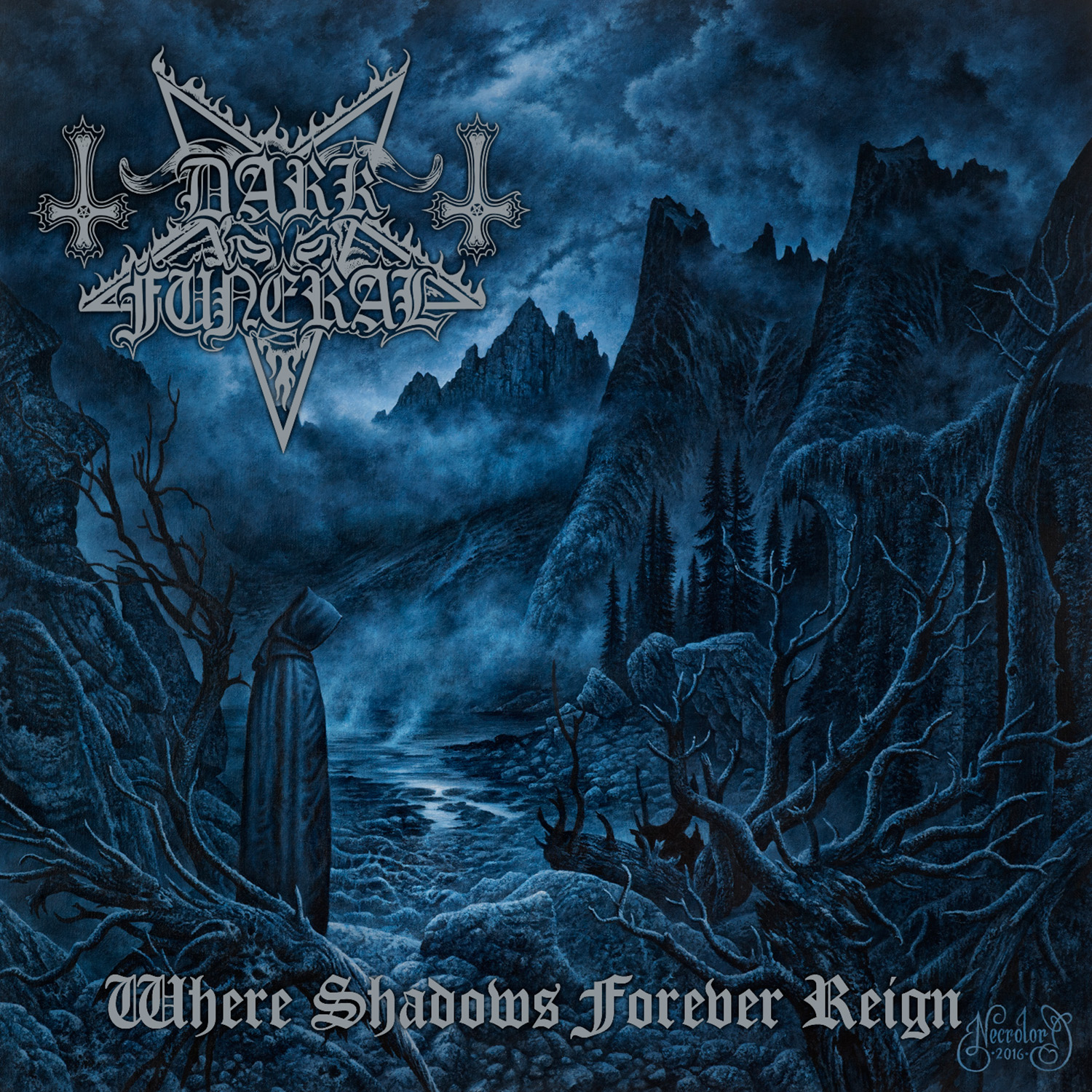 Dark Funeral – Where Shadows Forever Reign – CD Review