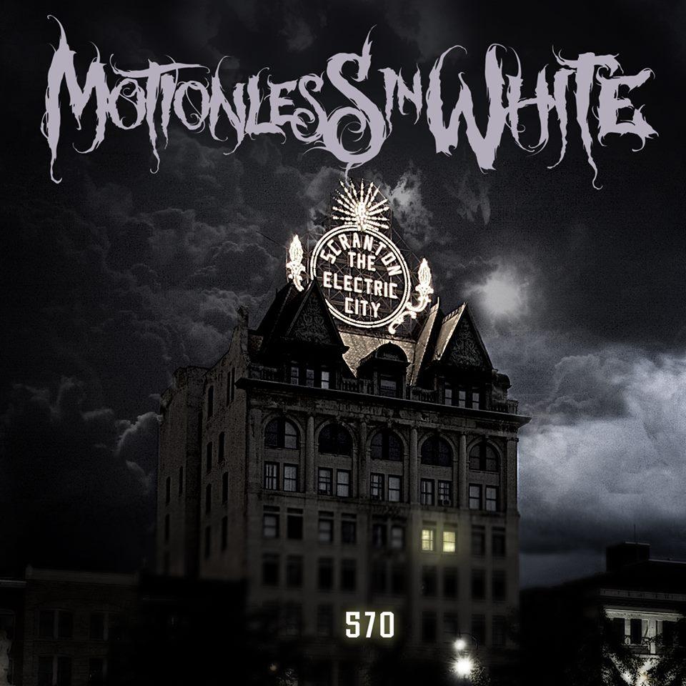 MOTIONLESS IN WHITE debut new single; sign to Roadrunner Records