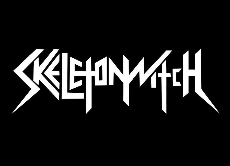 SKELETONWITCH Logo.   Music <3   Pinterest   Logos