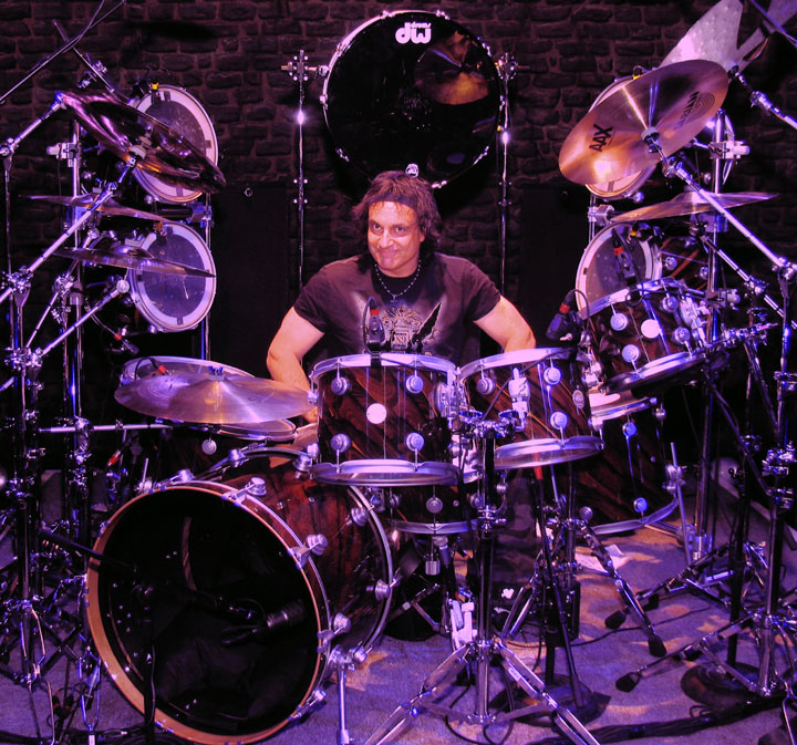 Drumming legend Vinny Appice joins new Heavy Rock band Stagma to record debut EP
