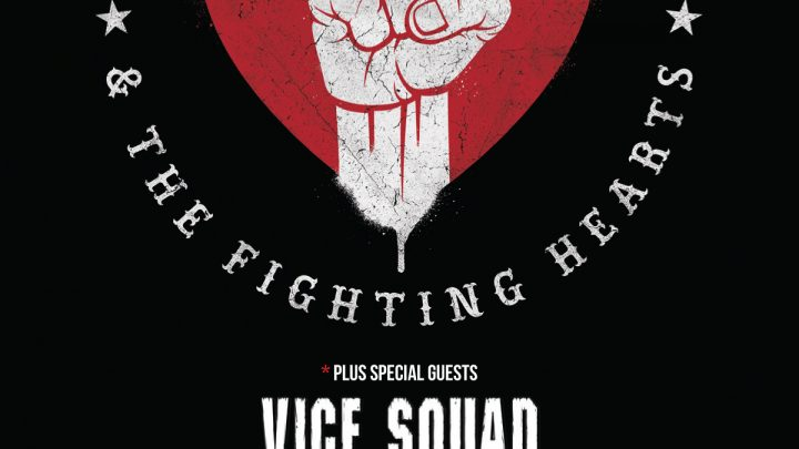 Ricky Warwick & The Fighting Hearts announce UK Tour!