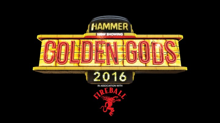 Metal Hammer's Golden Gods 2016