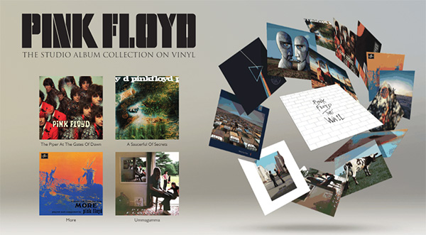 Celebrate The Art & Artistry Of Pink Floyd