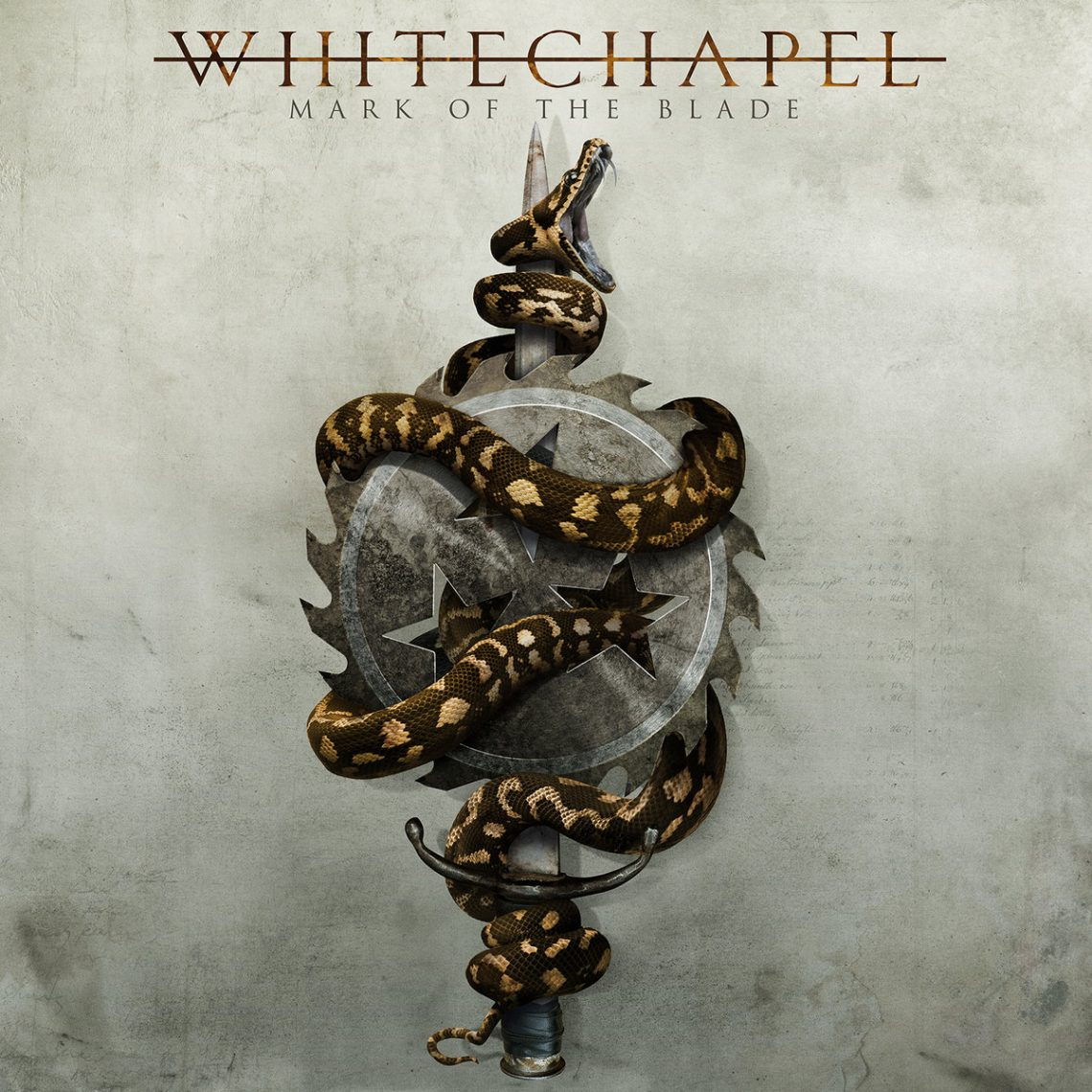 Whitechapel – Mark of the Blade CD Review
