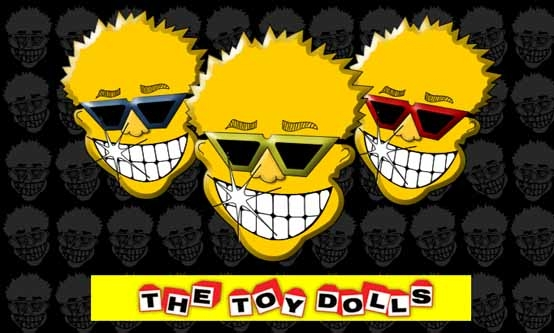 Toy Dolls – CD Reissues