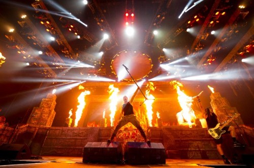 Iron Maiden stream live performance of the last night of 'The Book Of Souls' World Tour – August 4th
