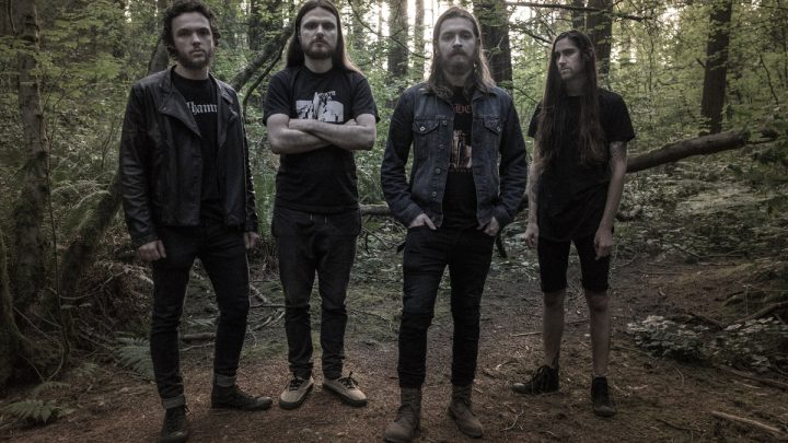 PROSTHETIC SIGN VANCOUVER METAL OUTFIT WORMWITCH