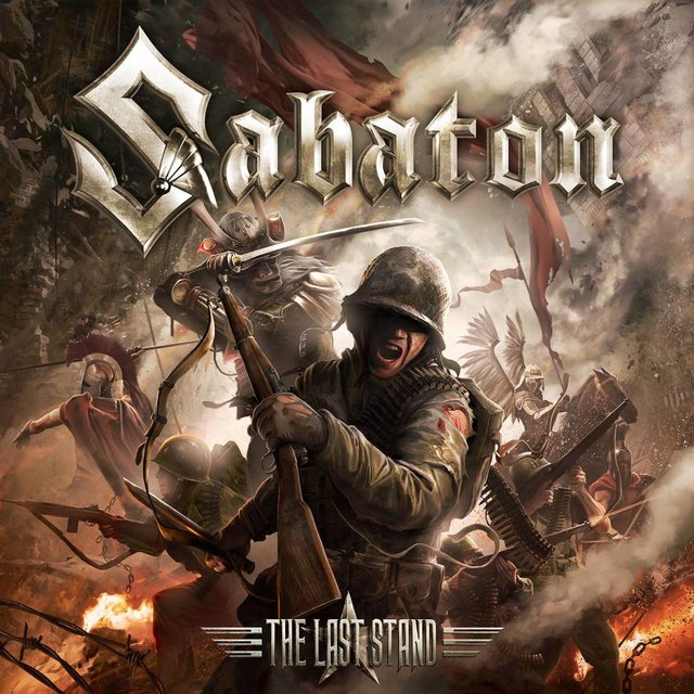SABATON – second single 'Blood Of Bannockburn' released!