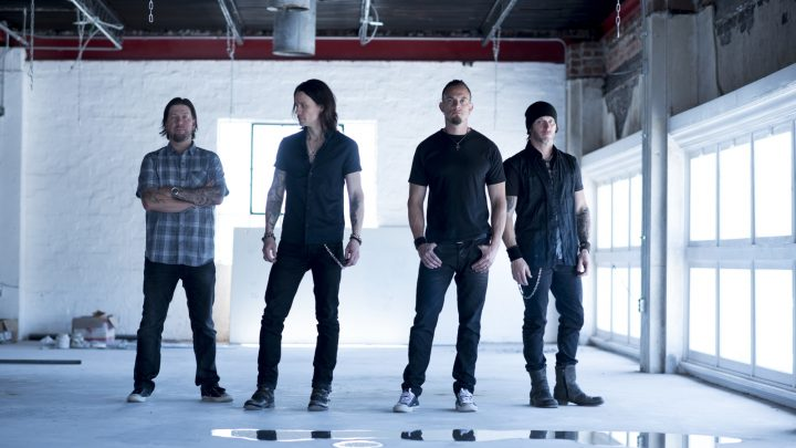 ALTER BRIDGE to headline arenas across Europe this Winter