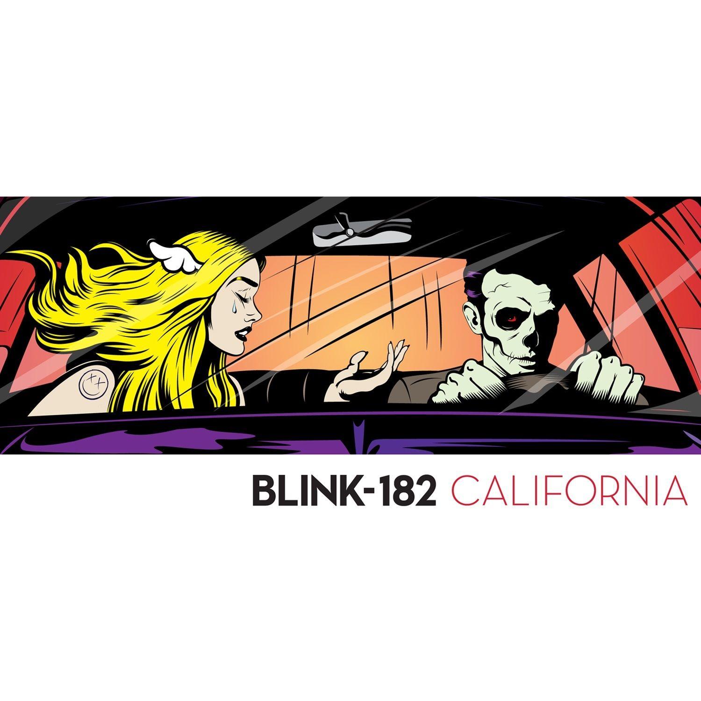 Blink 182 – California CD Review