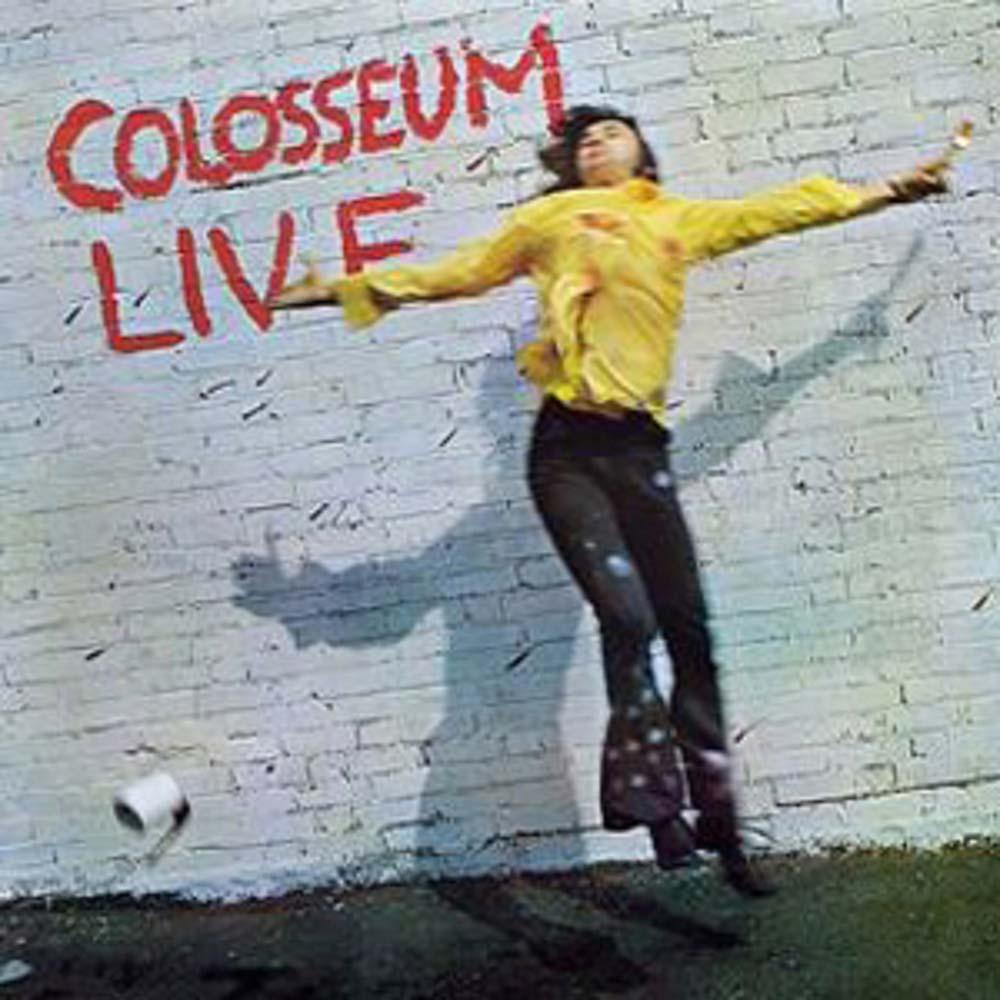Colosseum – Live – CD Review