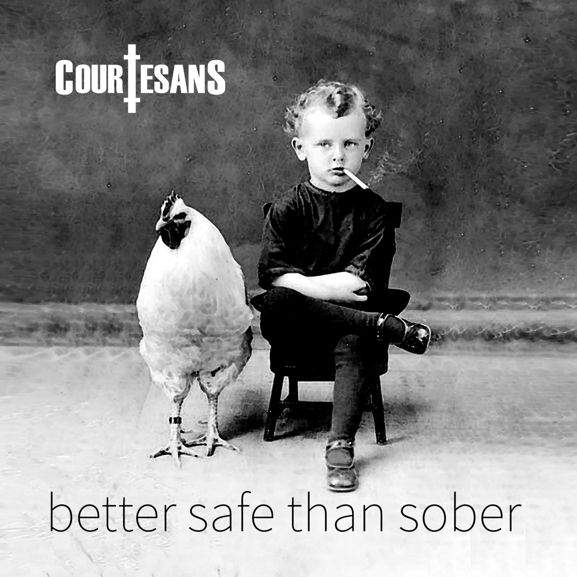 Courtesans – Better safe Than Sober – CD Review
