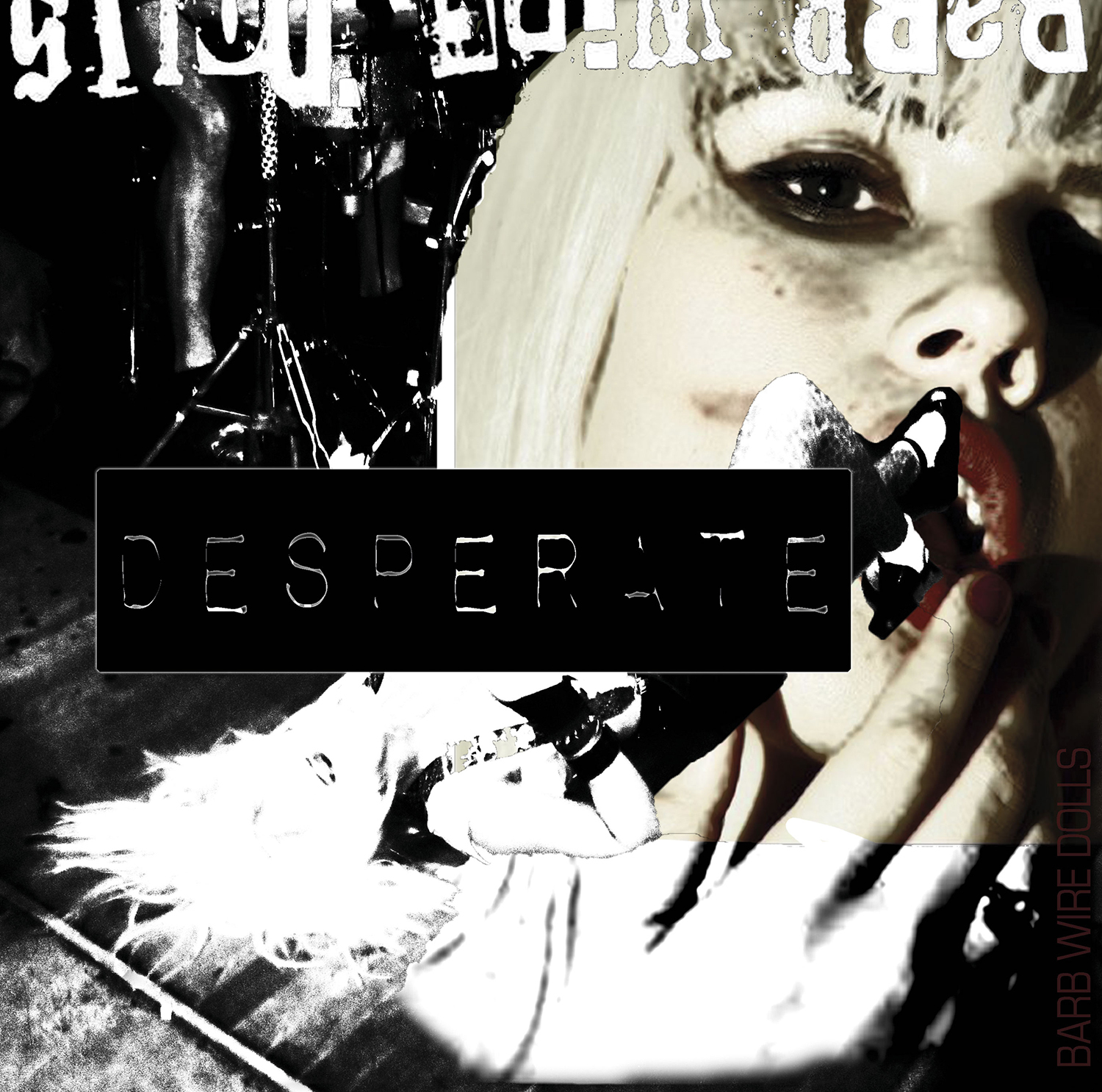Barb Wire Dolls – Desperate – CD Review