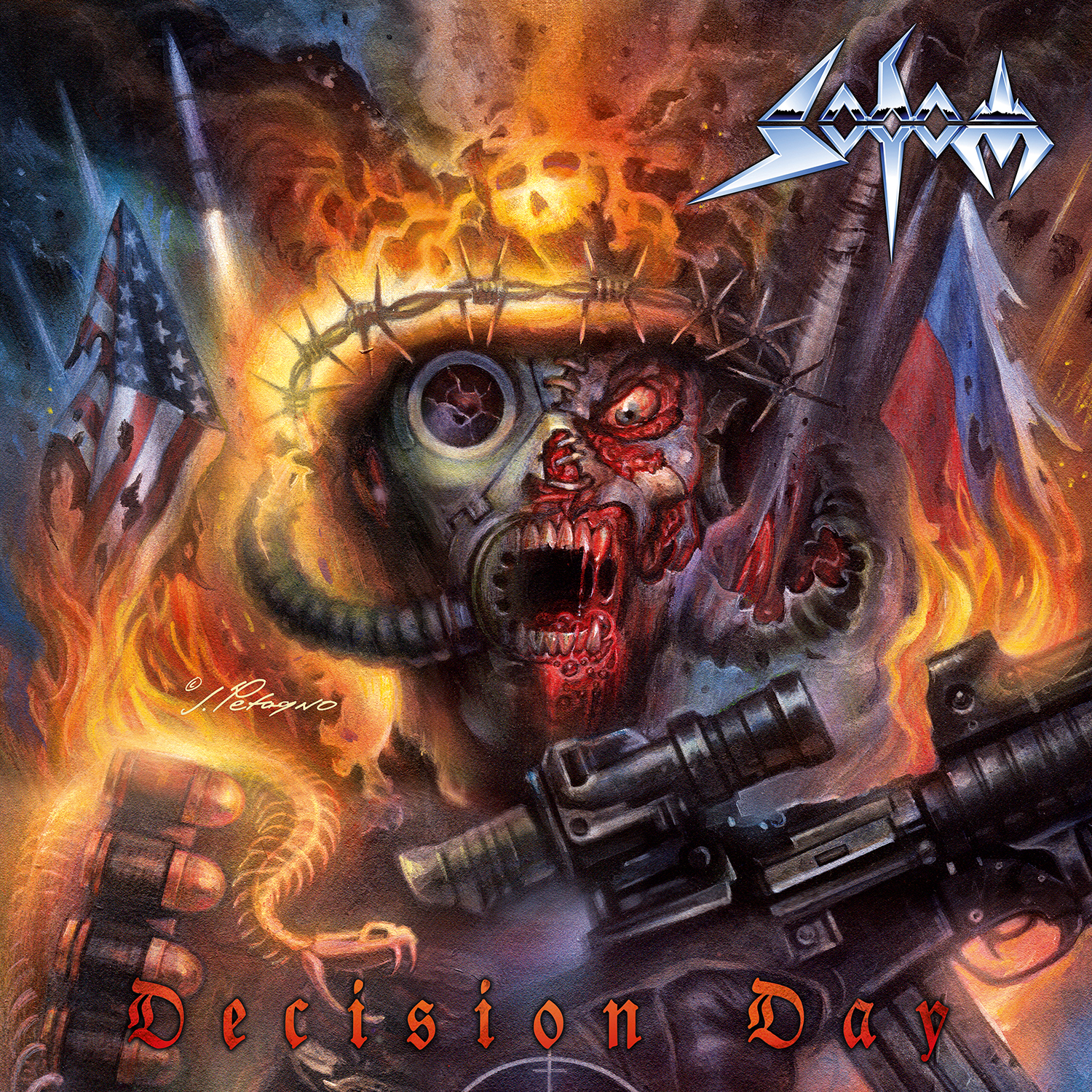 Sodom – Decision Day CD Review