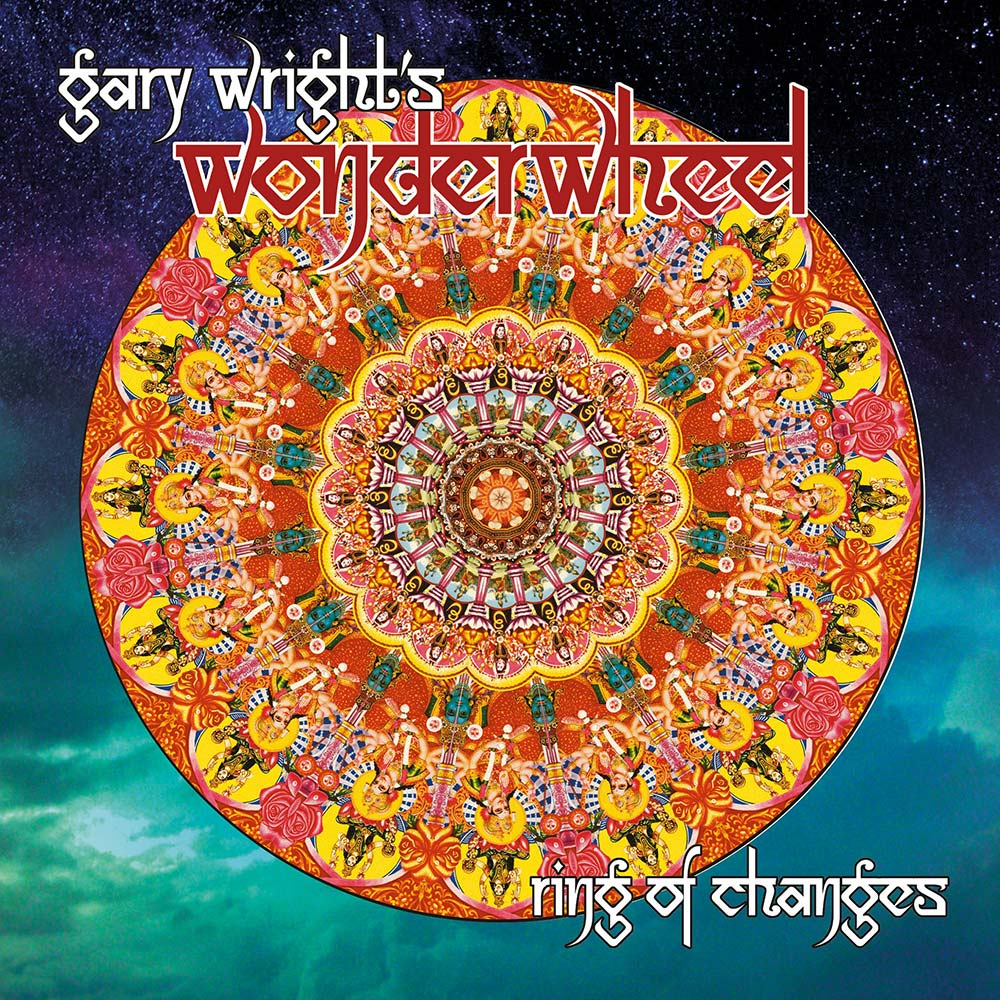 Gary Wright & Wonderwheel – Ring Of Changes – CD Review