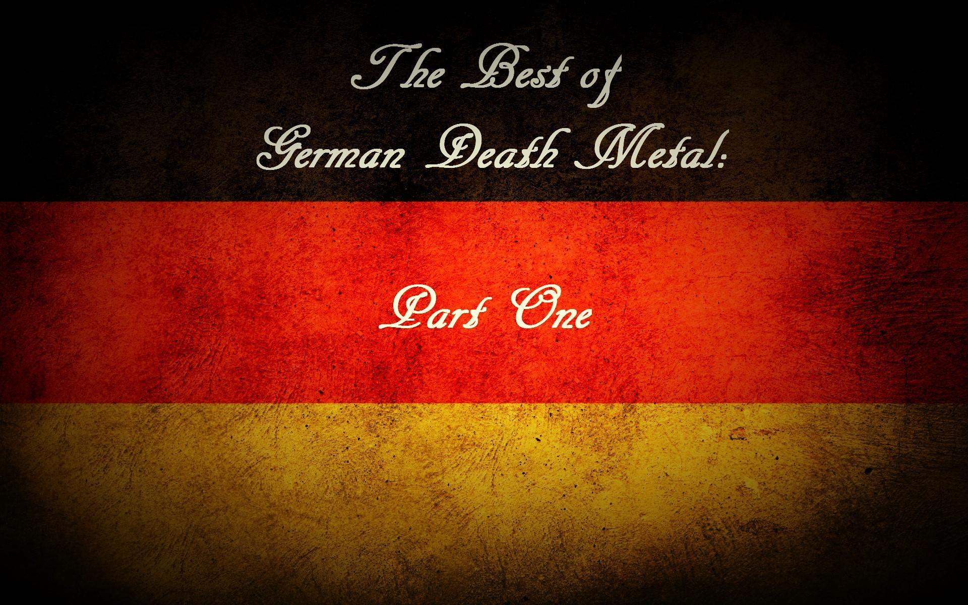 The Best of German Death Metal – Part One