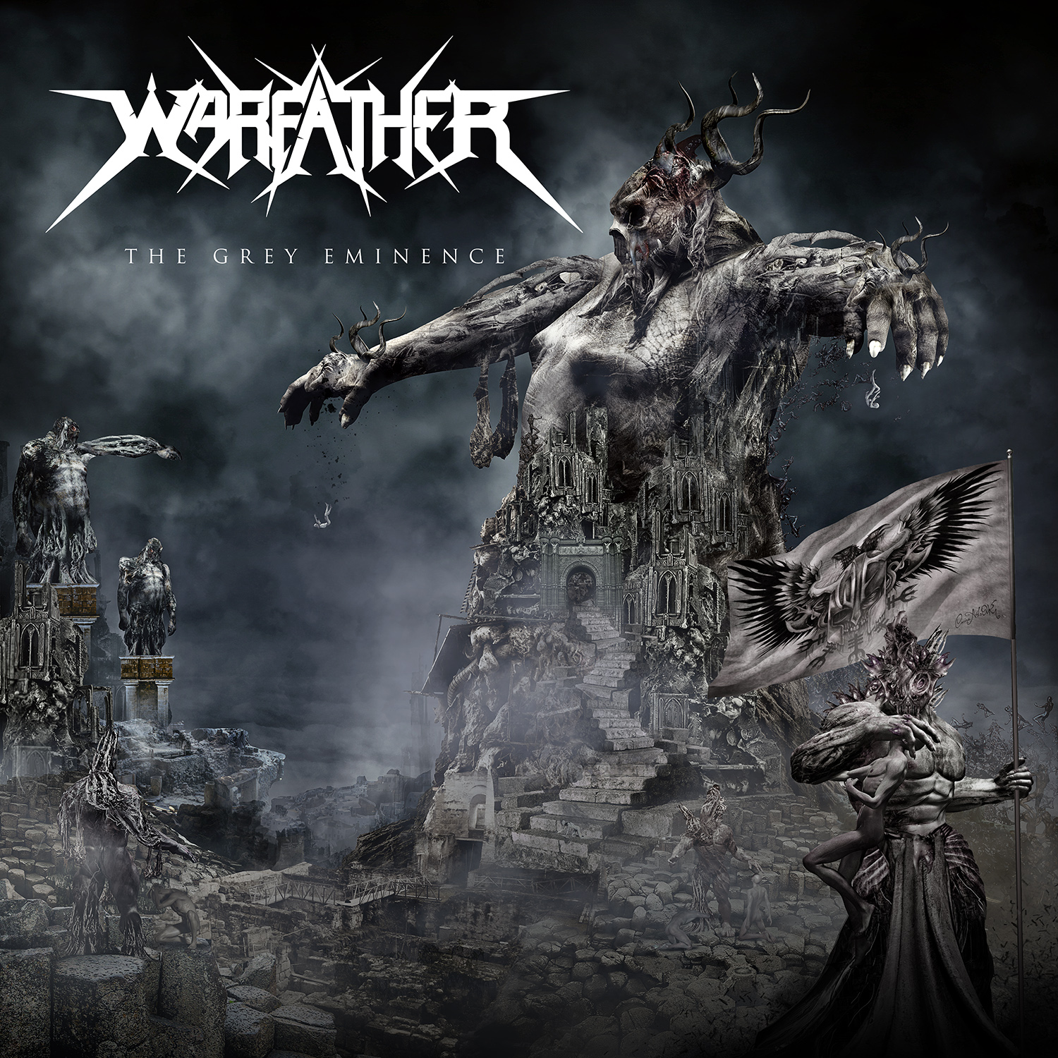 Warfather – The Grey Eminence CD Review