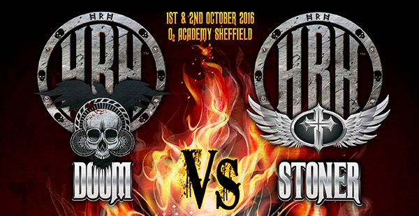 11 weeks Until HRH Doom & Stoner