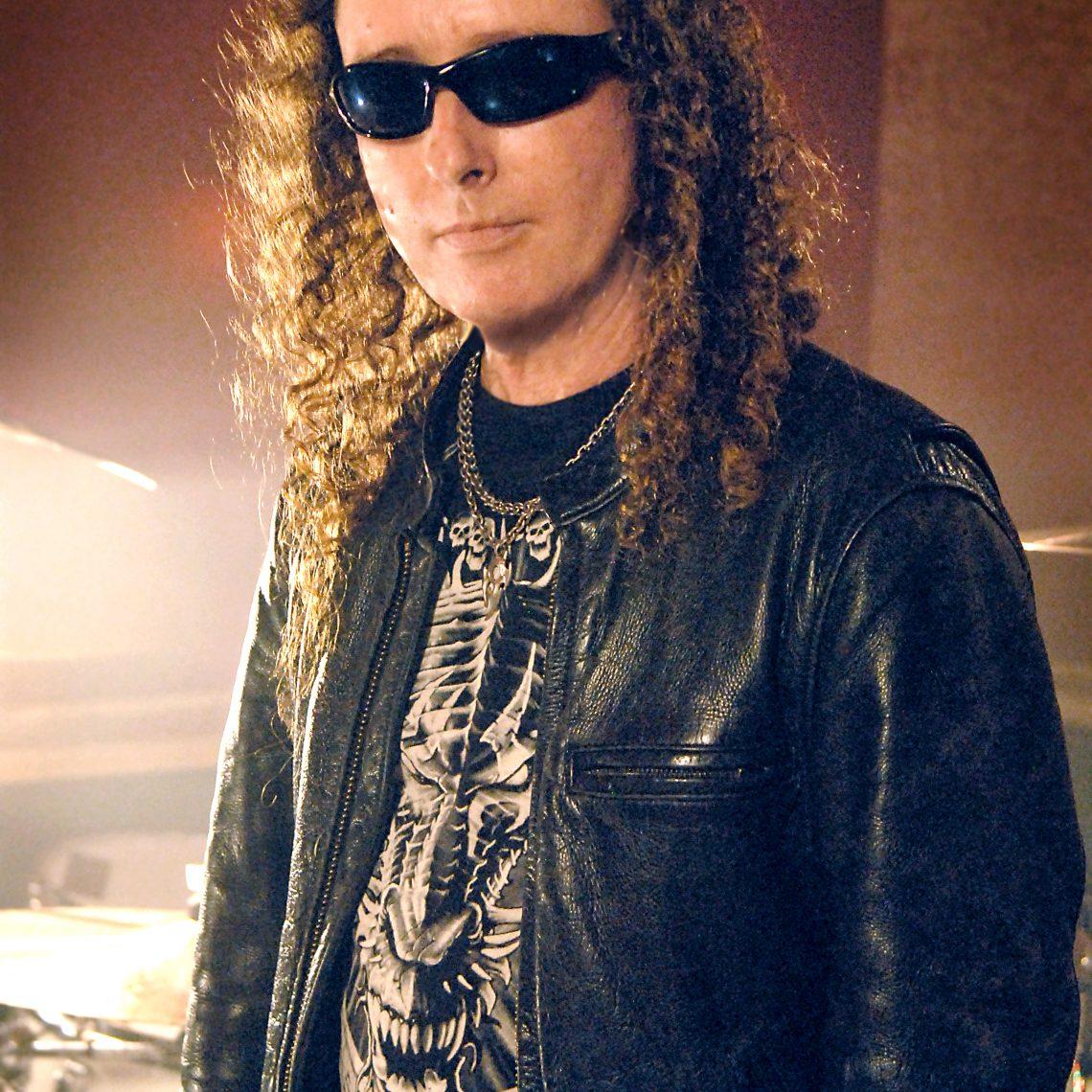Geoff Thorpe (Vicious Rumors) Interview