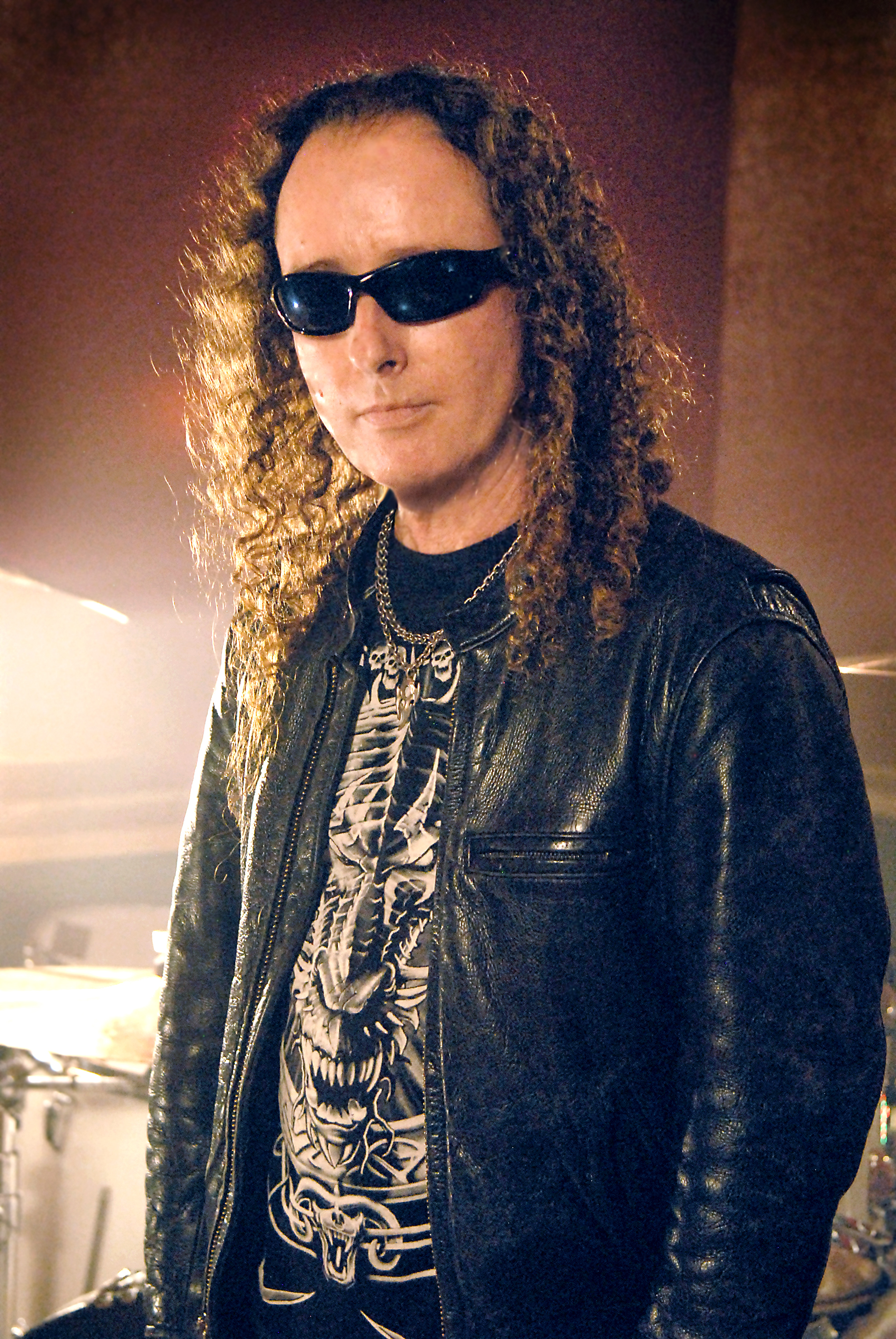 Geoff Thorpe (Vicious Rumors) Interview