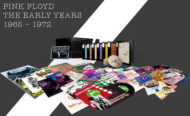 Pink Floyd The Early Years 1965 – 1972