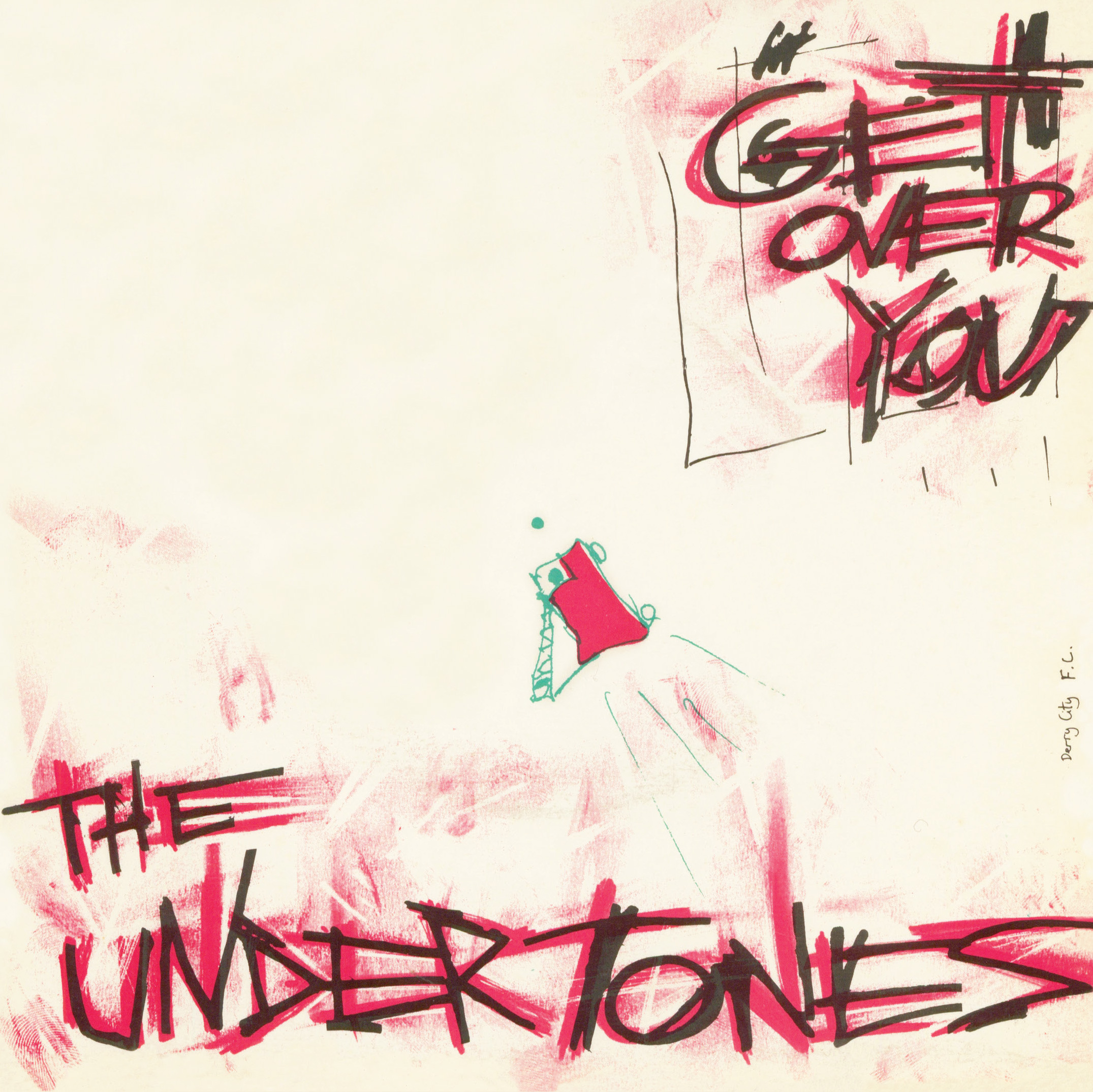 THE UNDERTONES 40TH ANNIVERSARY // BMG announces 2016 vinyl remaster and digital release of The Undertones' highly acclaimed first two albums