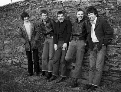 The Undertones-Derry 1978 - L. Doherty 2