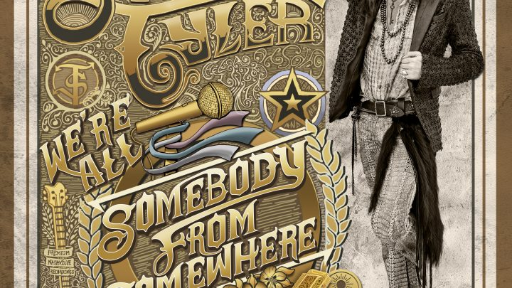 Steven Tyler – We're All Somebody From Somewhere – CD Review