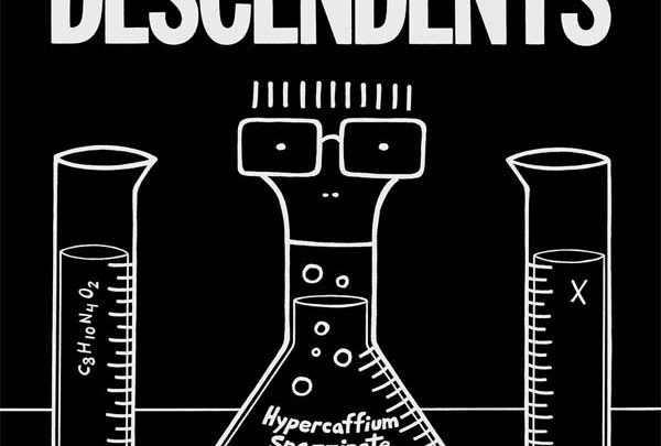 Descendents: Hypercaffium Spazzinate – CD Review
