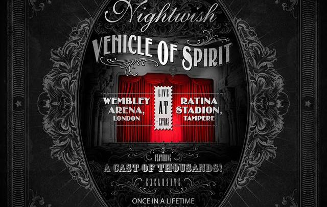 NIGHTWISH Will release a live DVD package 'Vehicle Of Spirit' in November