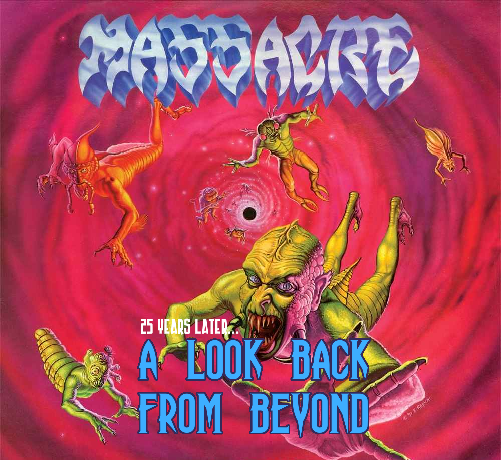 Massacre – A look back From Beyond