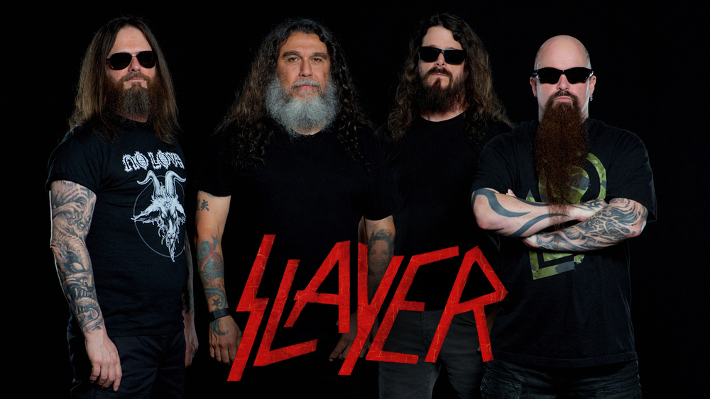 SLAYER To Tour Europe With LAMB OF GOD, ANTHRAX And OBITUARY