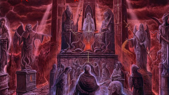 Sacramental Blood – Ternion Demonarchy CD Review