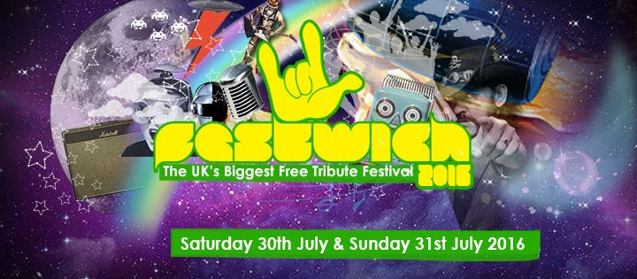 FESTWICH 30th & 31st July St Marys Park, Prestwich Manchester