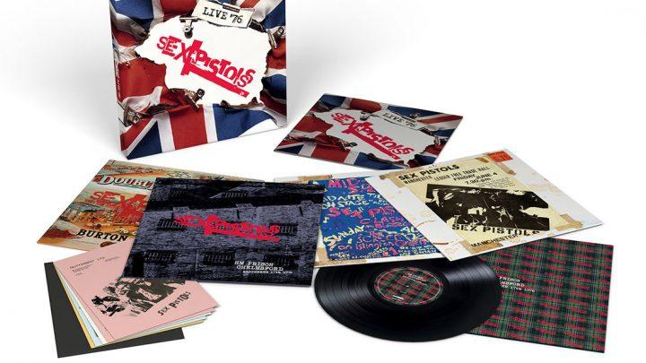 Take a look inside the Sex Pistols – Live '76 box set!